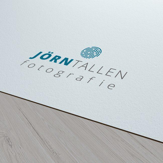 Logogestaltung Jörn Tallen