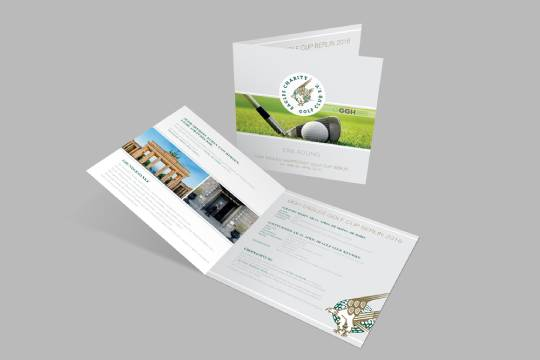 Einladung Eagles Charity Golf Cup